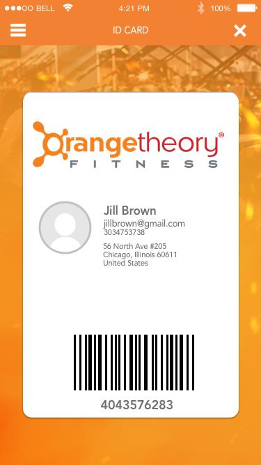 Home – Member ID Card