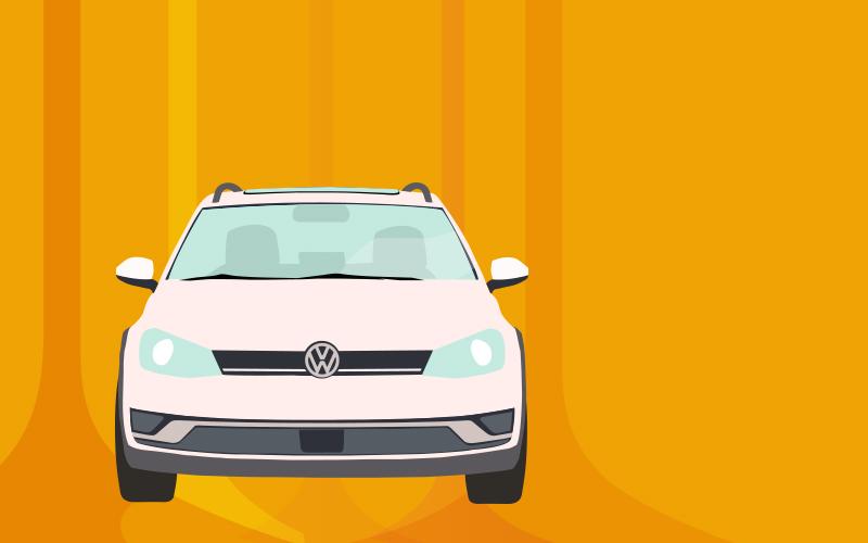 Volkswagen Commercial