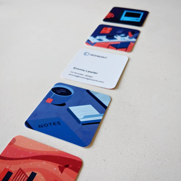 CardsMoonligjt