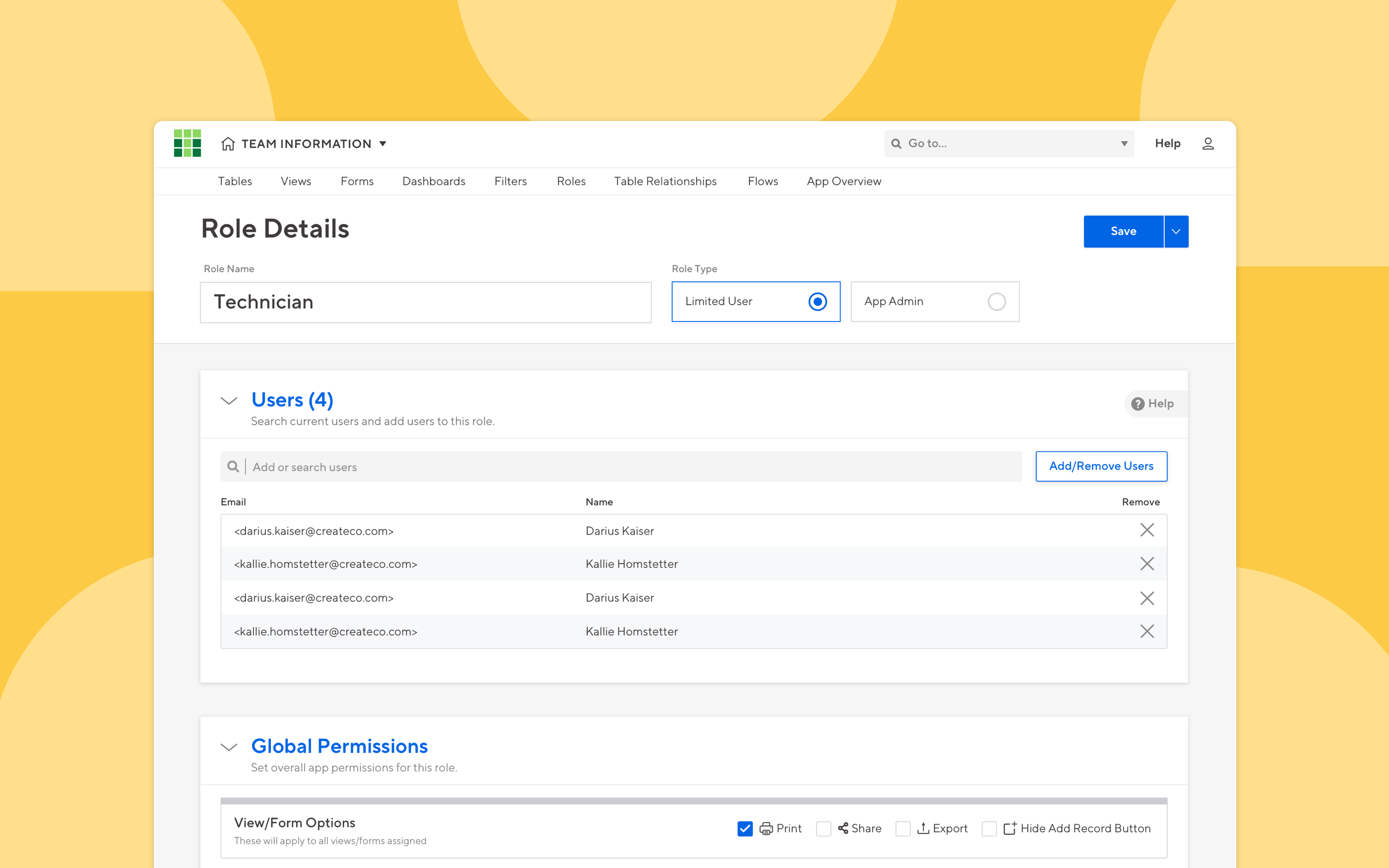 Redesigning the Permissions Experience